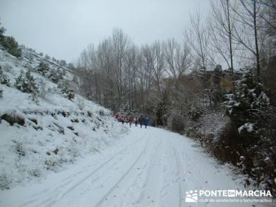 Muriel de la Fuente; rutas madrid senderismo; viajes de montaña